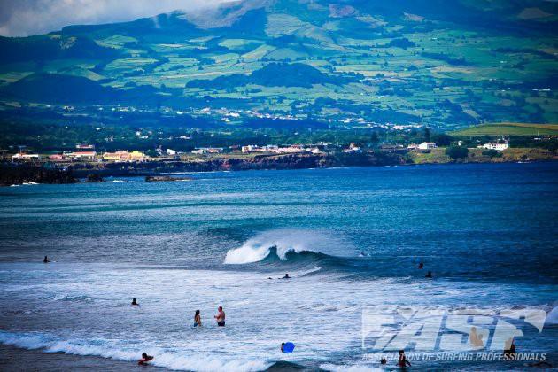 Santa Barbara Beach, Sao Miguel, Azores, ASP World Tour