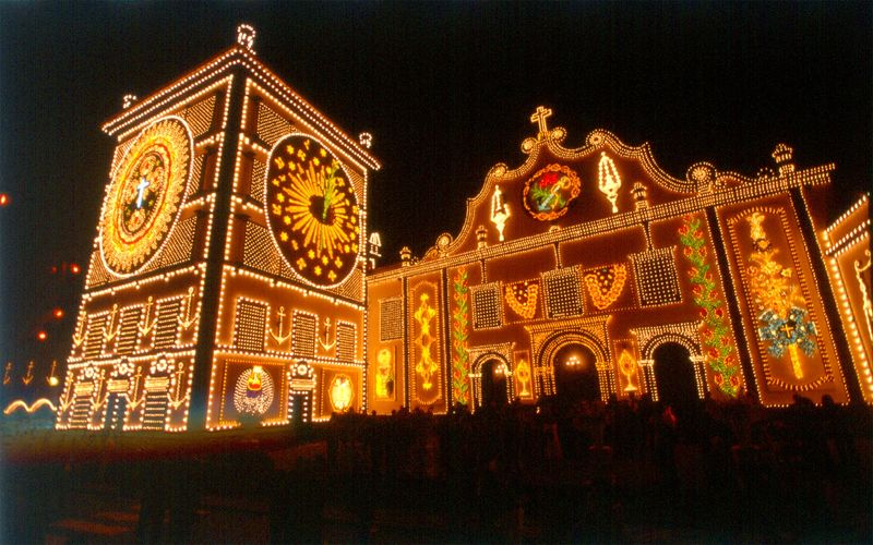 The Festival of Senhor Santo Cristo dos Milagres in the Azores