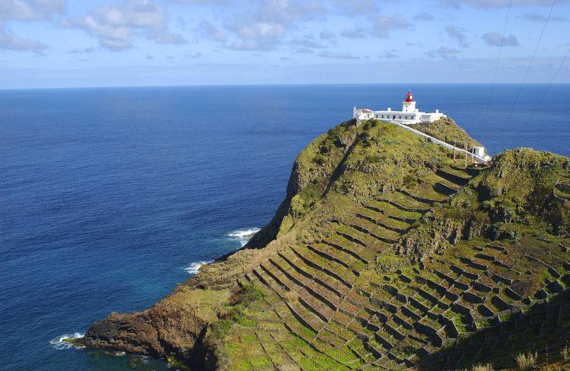 Santa Maria Island, the Azores