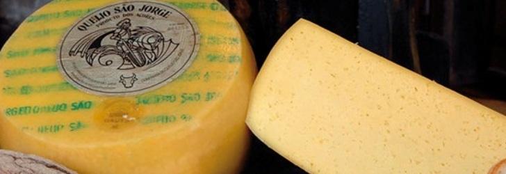 S. Jorge cheese
