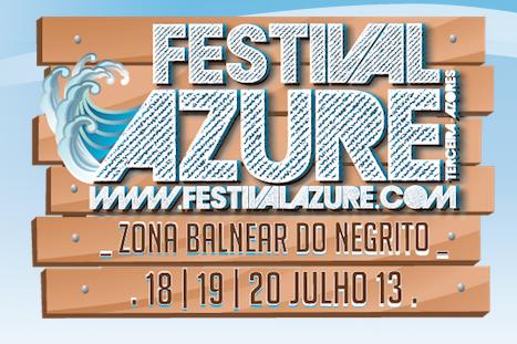 Festival Azure, the Azores