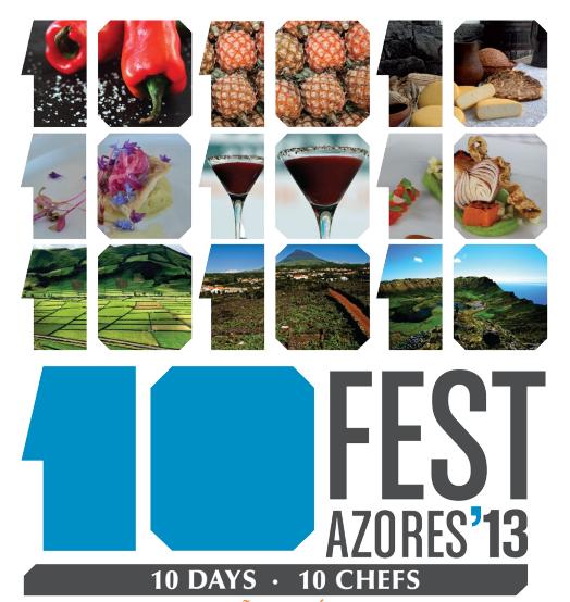10 Fest Azores 2013