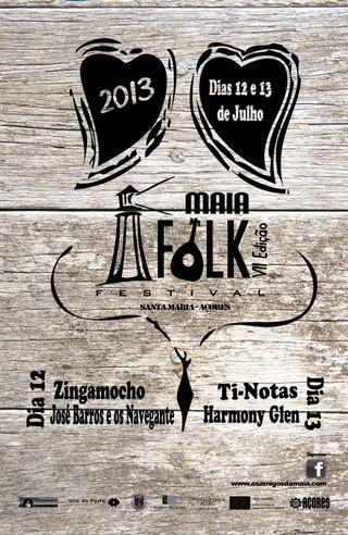 Maia Folk Festival, Santa Maria island, the Azores