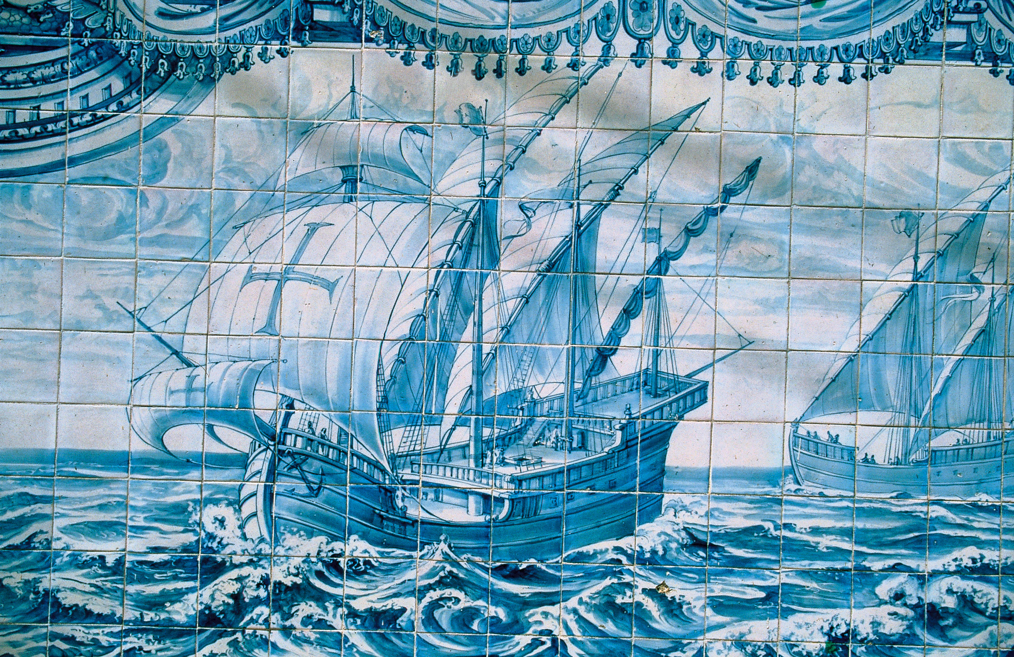 Azulejos: Only in Portugal - Portugal Adventures