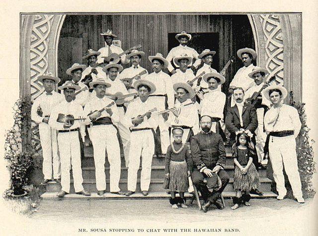 640px-John_Philip_Sousa_and_the_Hawaiian_Band,_1901