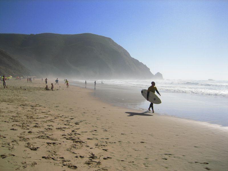 Local area beaches West Coast beachlife