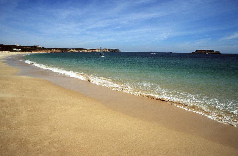 Martinhal beach, Sagres, Algarve - LR Photo credit to John Copland