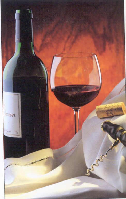 Foto vinho rolha