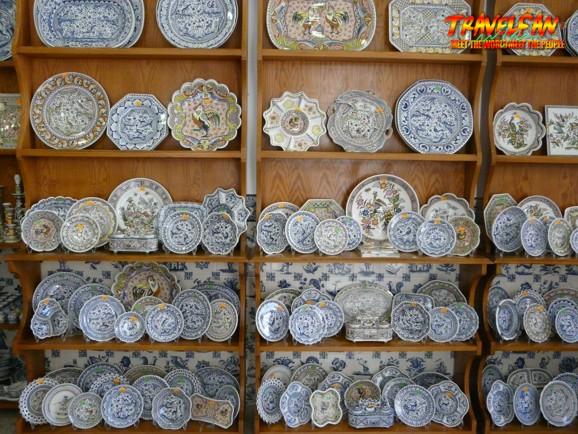Coimbra-pottery