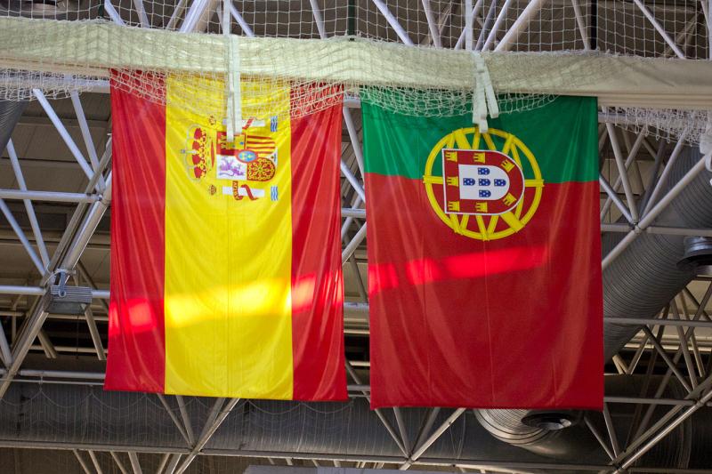 Banderas_de_España_y_Portugal