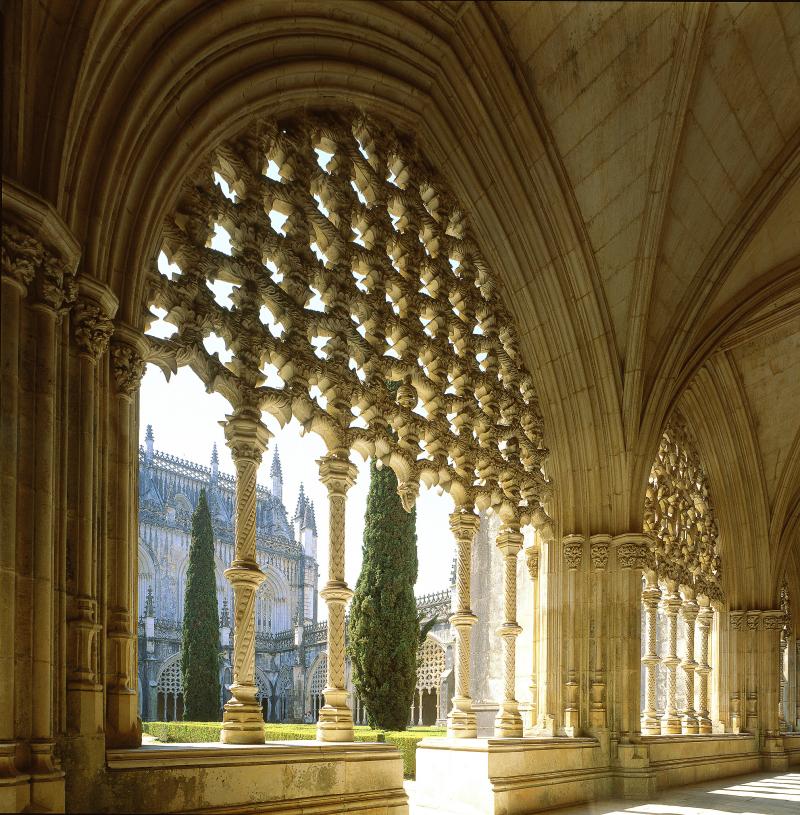 Mosteiro da Batalha. Photo - Rui Cunha.