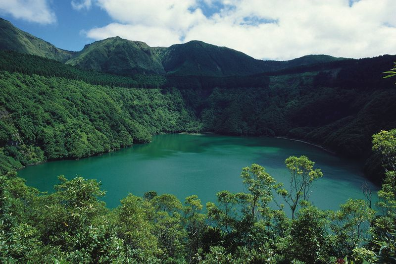 Lagoa Funda in Sao Miguel Island T09AUH1G - Photo credit to A.A