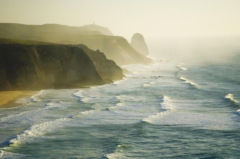 Cabo da Roca - Brumas - Photo Credit to Estoril Tourism Board