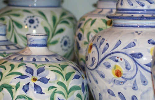 The Pottery Of Portugal A World Of Color And Style