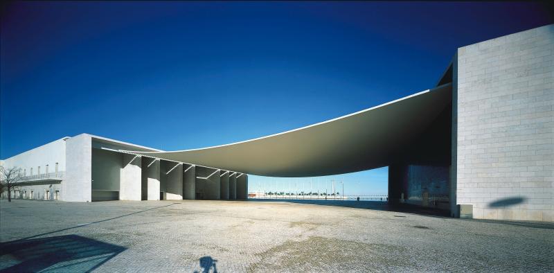 Portuguese Pavilion, Parque das Naá‰es, Lisbon
