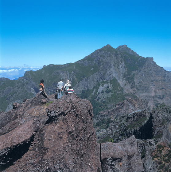 MOUNTAIN Photo credit to Associacao de Promocao da Madeira Promotion Bureau