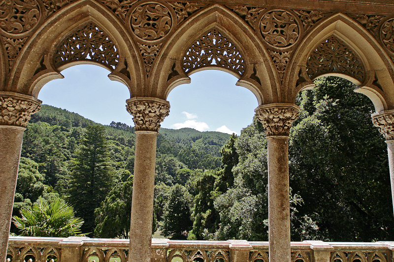 Monserrate Palace  Sintra . Photo_Jose Manuel