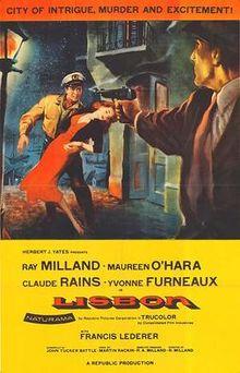 Lisbon_1956_film_poster