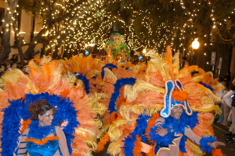 Carnival in Funchal - Photo Credit to Associacao de Promocao da Madeira