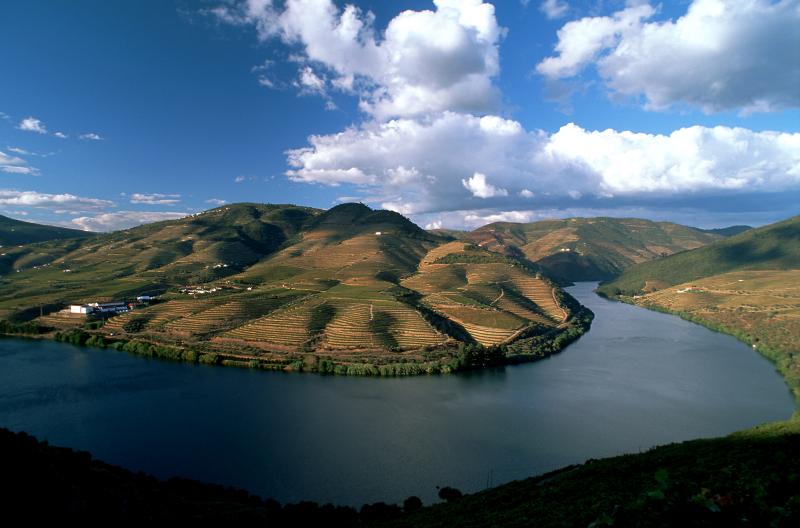 Douro river . Photo - Rui Cunha